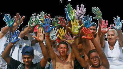 Paz Hands